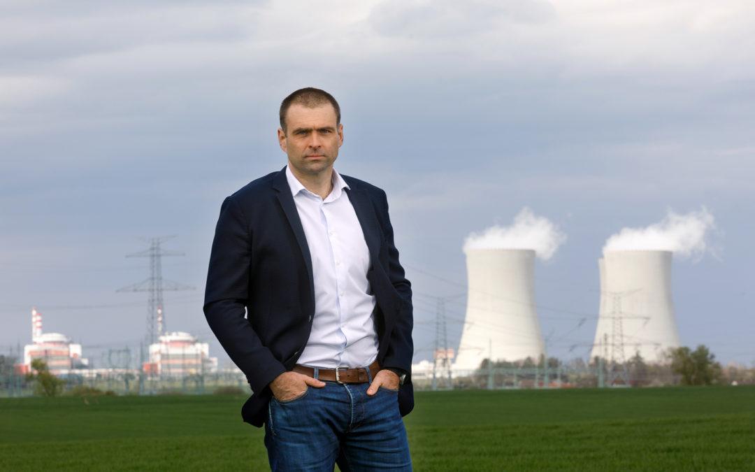 Novým předsedou představenstva Teplárny České Budějovice je Václav Král