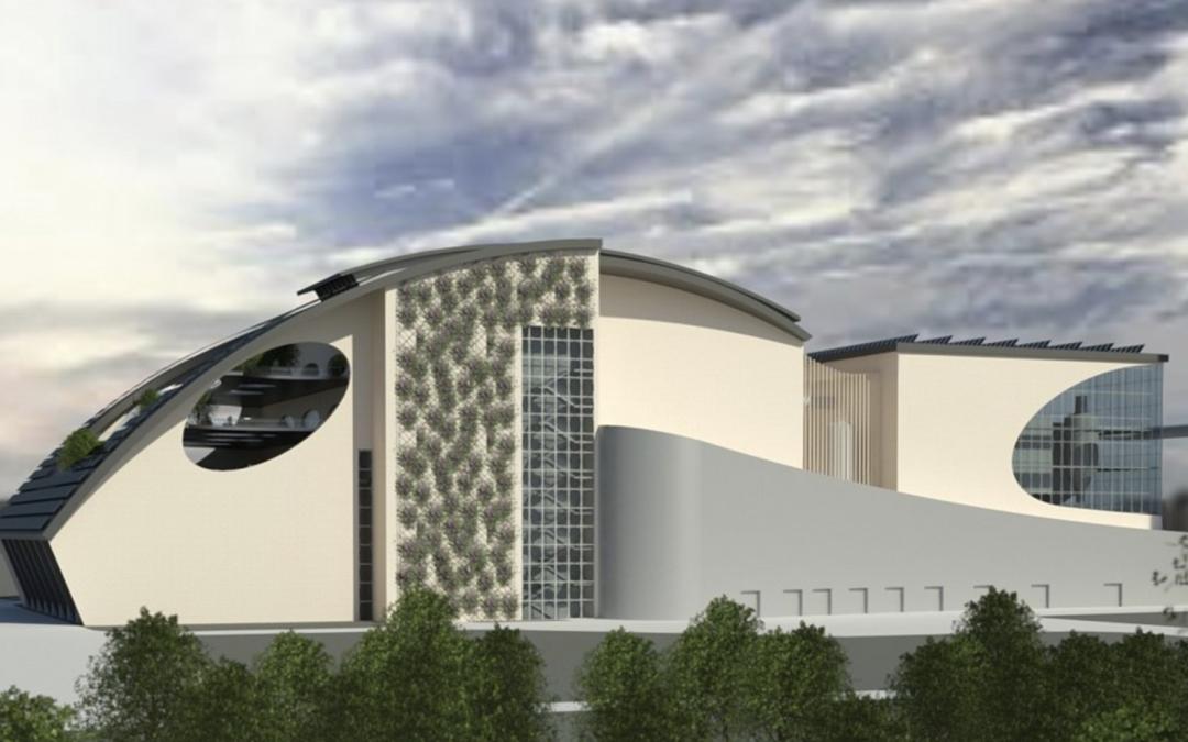 Stavba ZEVO umožní budějovické teplárně odejít po 120 letech od uhlí