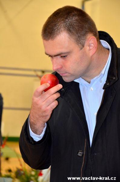 Regionální výstava ovoce – SOSVAZ CB 11. 10. 2013