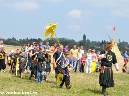 Bitva o Slamburk 24. 8. 2013 u Borovan