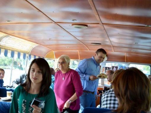 Setkání s příznivci řeky, lodí a country – 29. 9. 2013