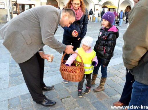 Jablkobraní – Slavnost jablek v Třeboni 5. 10. 2013