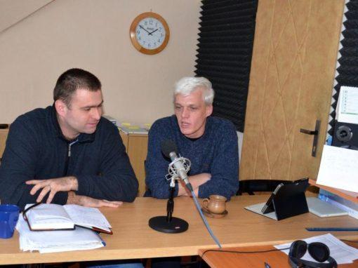 The Action ve vysílání Rádia Orlík.